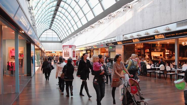 2010 war ein gutes Jahr für das neu umgebaute Shoppi Tivoli. wal 2010 war ein gutes Jahr für das neu umgebaute Shoppi Tivoli. wal
