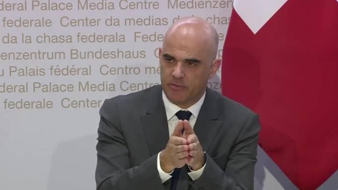 Ob sich Alain Berset mit seinen Vorstellungen durchsetzt oder die anderen Bundesräte auf eine schnellere Lockerung setzen, wird sich am Mittwoch zeigen.