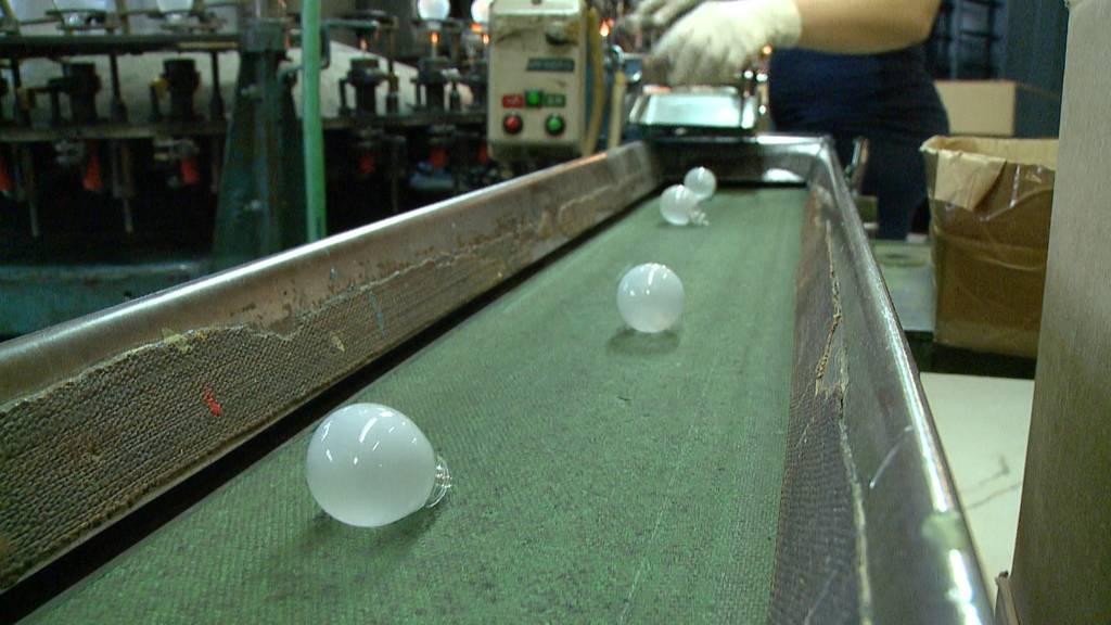 Lichterlöschen für die letzte Glühbirnenfabrik der Schweiz