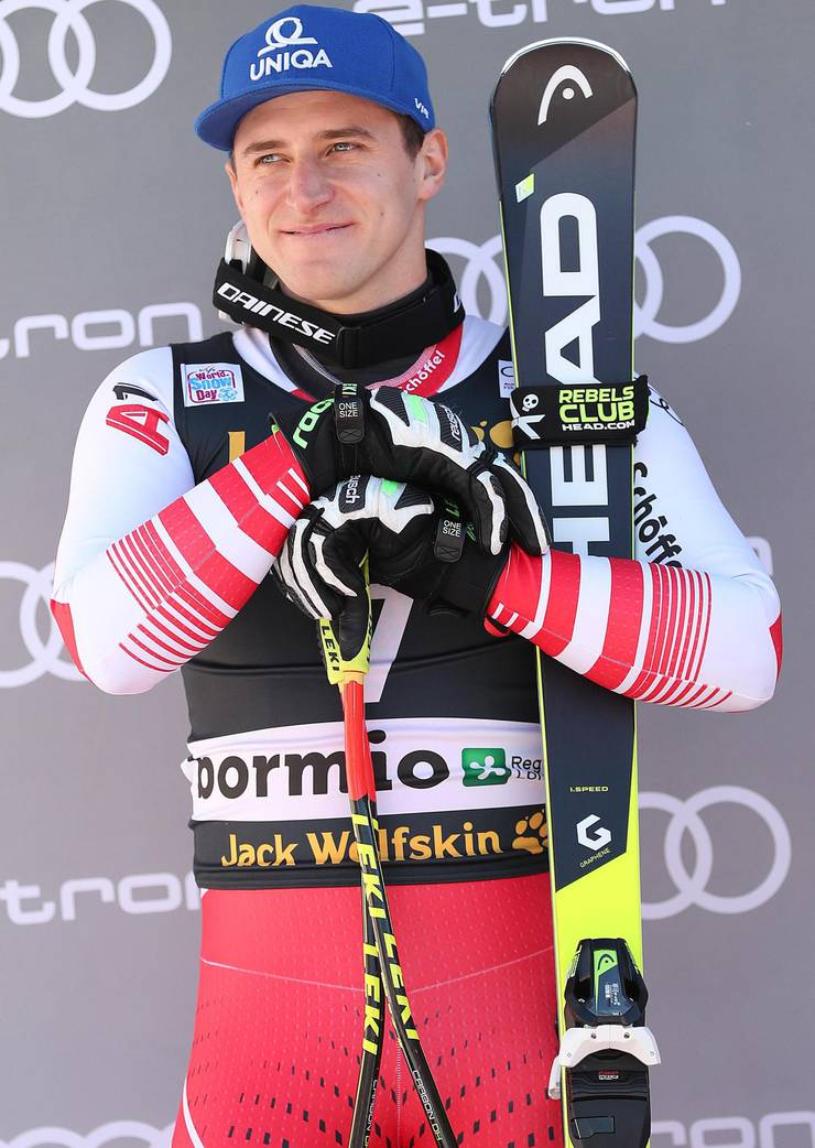 Mayer gewann 2014 Olympia-Gold in der Abfahrt.