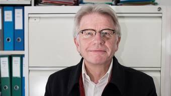 Dossierfest: Markus Bischoff kann Sachverhalte juristisch klar und verständlich einordnen.