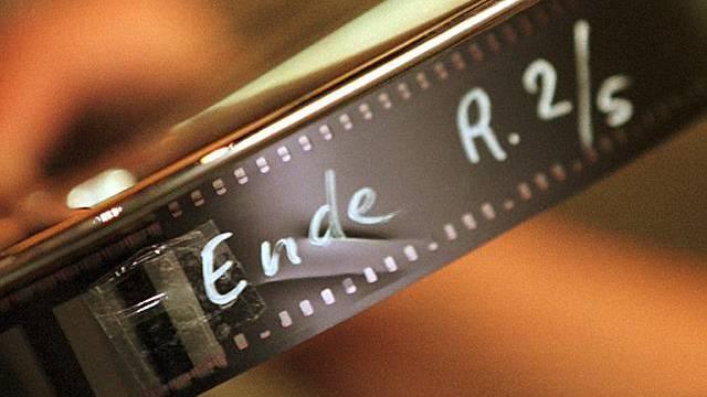 Das Ende einer Filmrolle (Archivbild)