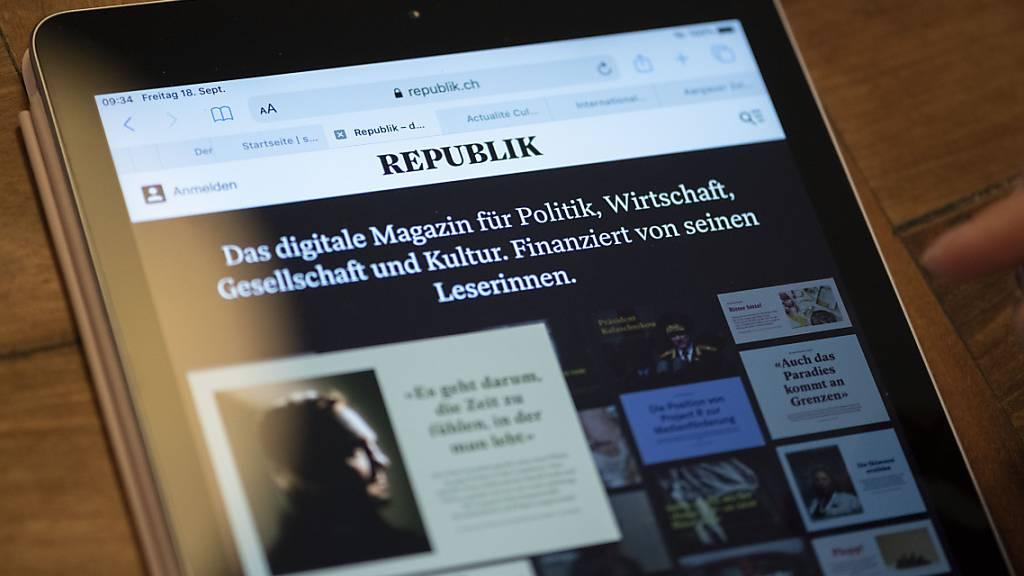 Nationalrat diskutiert erneut über künftige Medienförderung