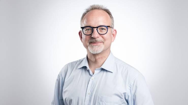 Thomas Haller wurde im Mai 2019 in die Schulpflege Windisch gewählt.