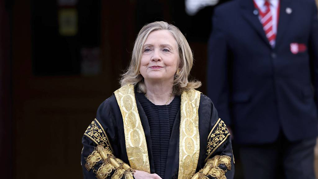 Hillary Clinton: Werde keine echte Gleichberechtigung mehr erleben