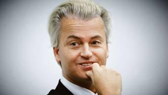 Geert Wilders ist Vorsitzender der rechtspopulistischen «Partij voor de Vrijheid».Foto: Martijn Beekman/LAIF