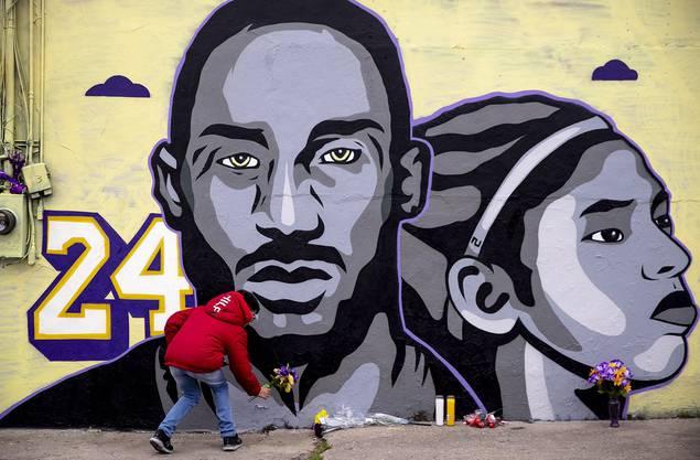 Kobe Bryant verkörpert die LA Lakers wie kein anderer.