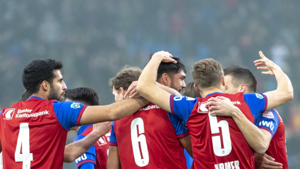 FC Basel verhilft der Super League zu Spannung