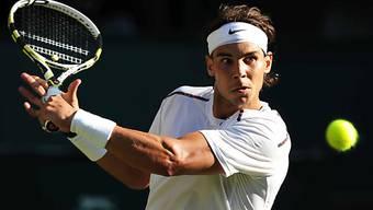 Rafael Nadal musste gegen Lukas Rosol die Segel streichen