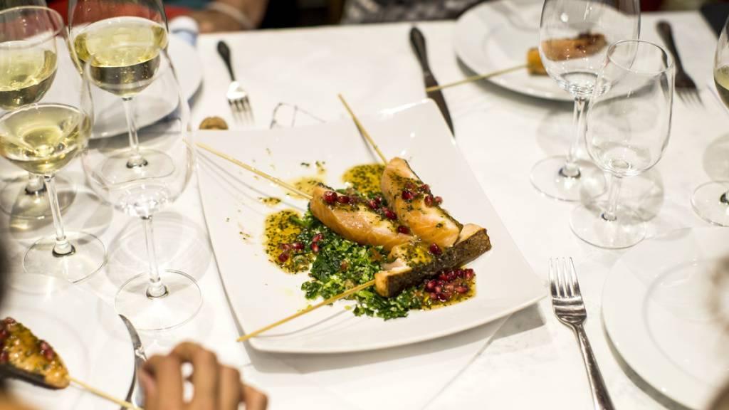 Ohne Auge isst das Ohr nicht mit: Schweizer Koch-Podcasts sind rar