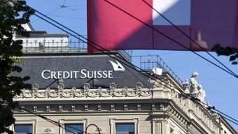 Gebäude der Credit Suisse in Zürich