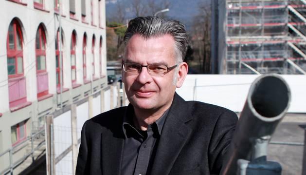 Martin Brehmer, Leiter der Abteilung Boden