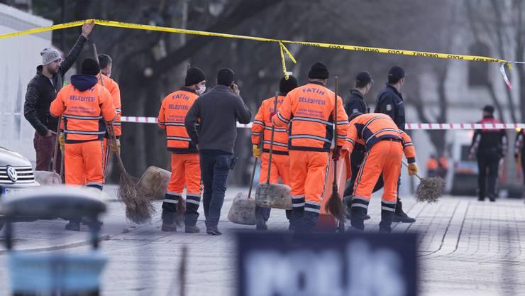 Unter den Todesopfern in Istanbul sollen mindestens 9 Deutsch sein.