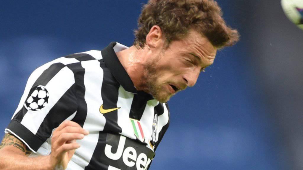 Claudio Marchisio muss erneut pausieren