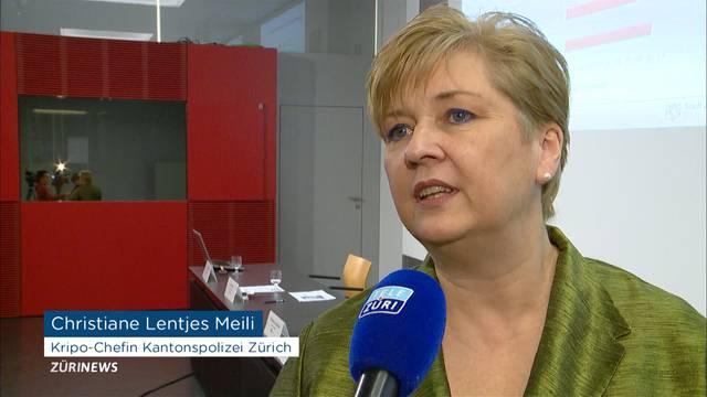 Straftaten nehmen in der Schweiz weiter ab