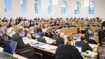 Der Grosse Rat beschloss heute, dass 350'000 Franken weniger an Kulturgeldern für den Kanton Zürich und den Kanton Luzern gehen werden.