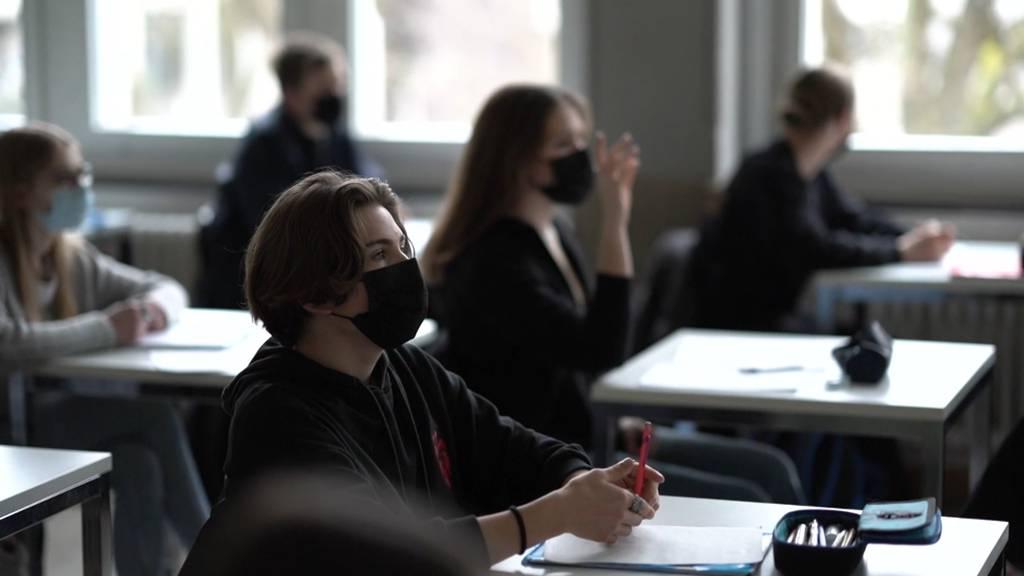 Zürcher Mittelschulen sind zum Präsenzunterricht zurückgekehrt