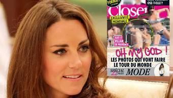 Prinzessin Kate: Oben-ohne-Bilder und Schwangerschaftsgerüchte
