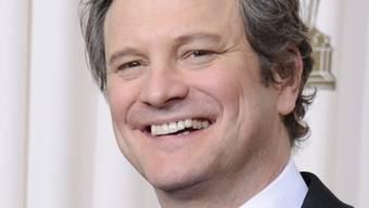Oscar-Preisträger Colin Firth kennt kein Lampenfieber