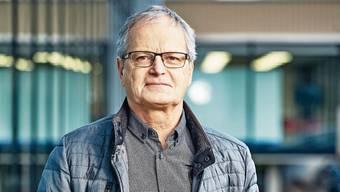 Stets überzeugt von dem, was er tat, und dennoch nie arrogant: Jörg Meier wird pensioniert.