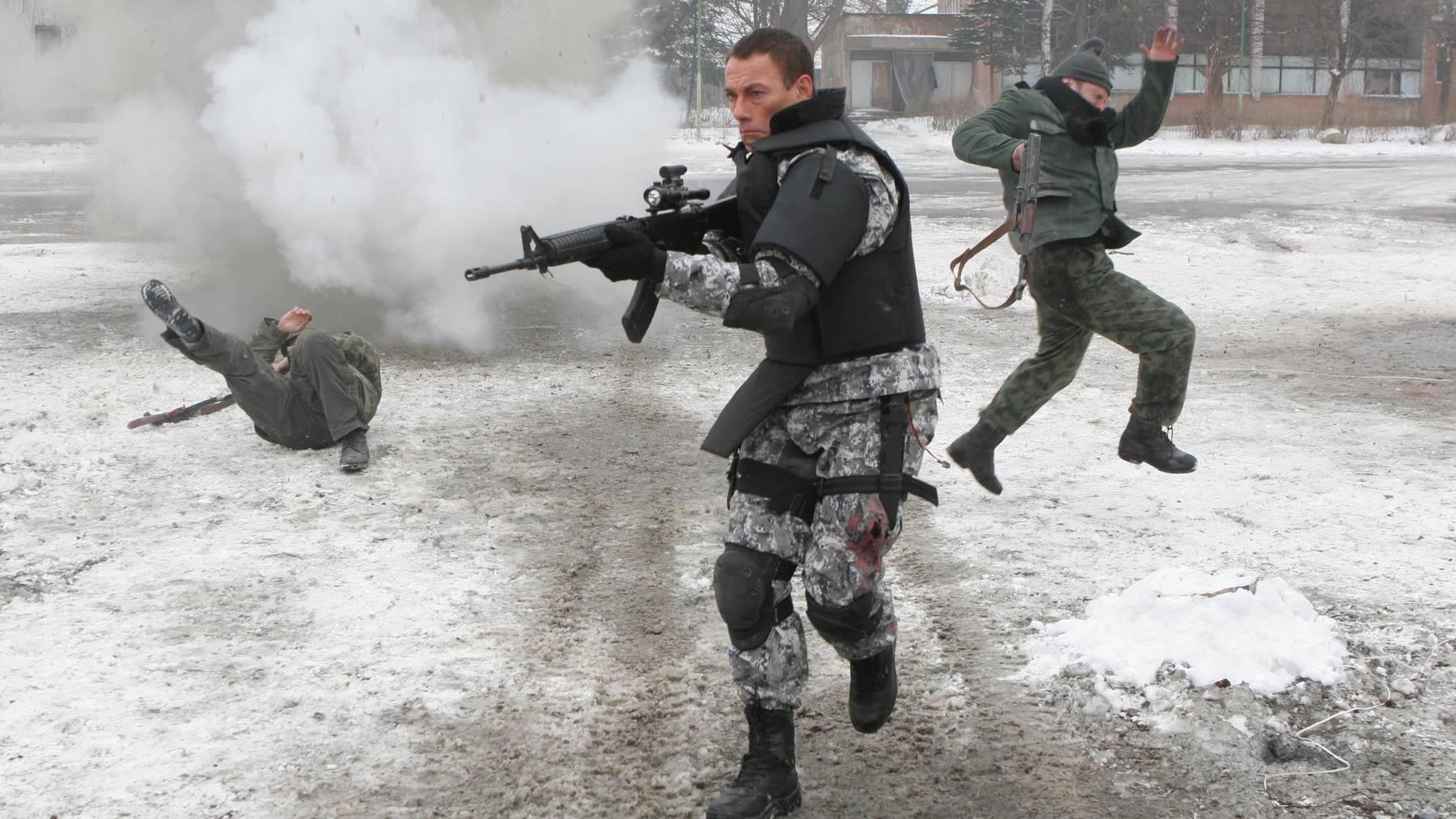 Universal Soldier Regenration