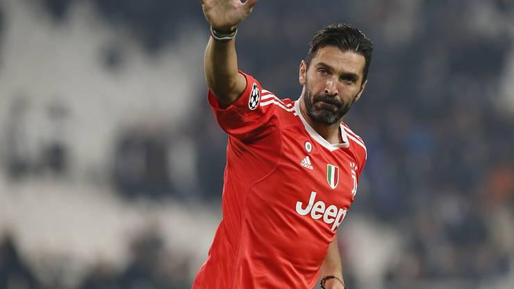 Grosse Ehre für Gianluigi Buffon