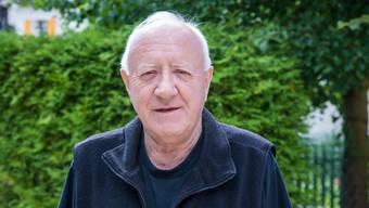 neben Inserat BASELBIETER STAATSWEIN (SERIE): Heute mit André Roth aus Wintersingen.