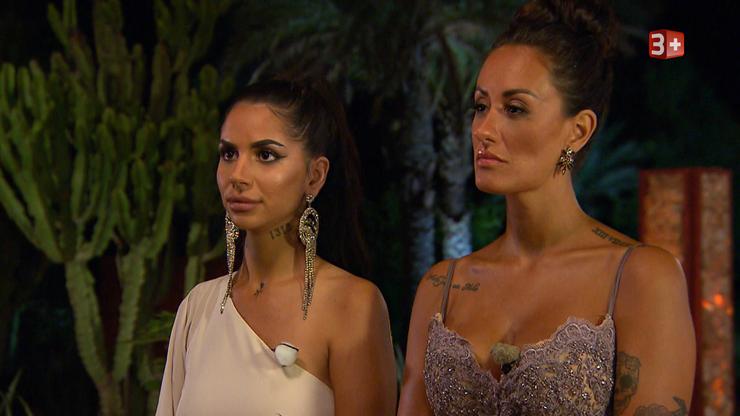 Nacht der Rosen: Mia erhält die letzte Rose, Alisha geht leer aus und muss nach Hause fliegen.