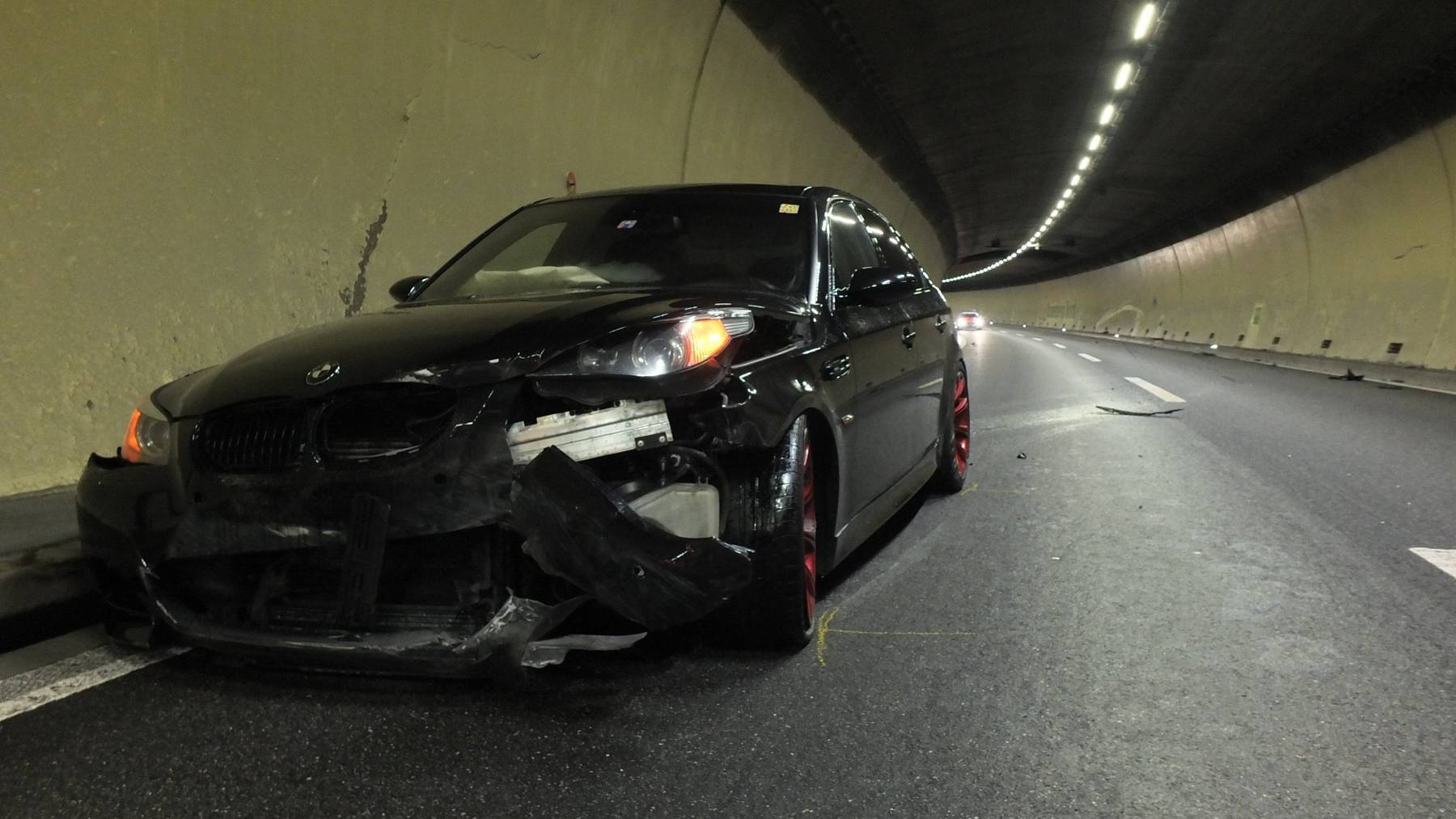 29-Jähriger verlor Kontrolle über sein Fahrzeug.