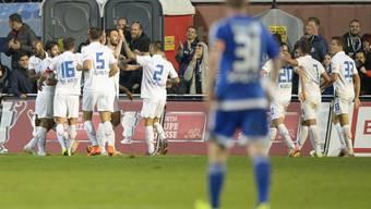 Wohlen - FC Zürich 0:1