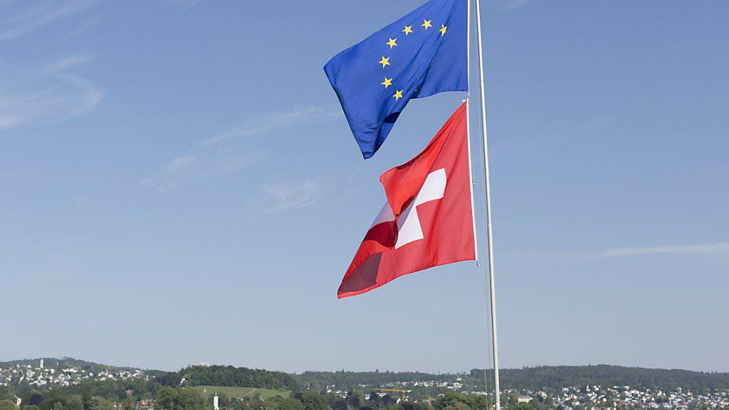 Das Eidgenössische Finanzdepartement (EFD) hat am Donnerstag die geplante Massnahme zum Schutz der Schweizer Börse aktiviert. Dies, weil am Sonntag die Anerkennung der Börsenäquivalenz ausläuft, welche die Europäische Kommission der Schweiz befristet gewährt hatte. (Symbolbild)