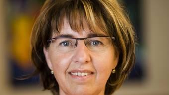 Die Frisur erinnert bereits ein wenig an Micheline Calmy-Rey: Elisabeth Baume-Schneider könnte ihre Nachfolgerin werden (Archiv)