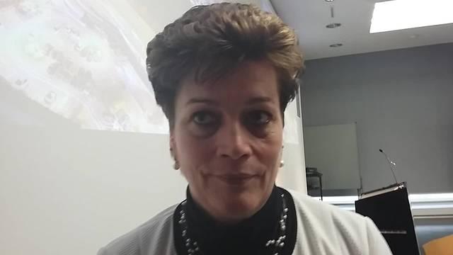 Silvia Steiner, Bildungsdirektorin