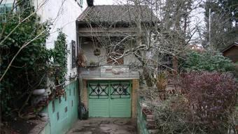 Hier will die reformierte Kirche Urdorf ein Doppeleinfamilienhaus errichten. aru