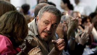 Fidel Castro Diaz-Balart im Jahr 2012.