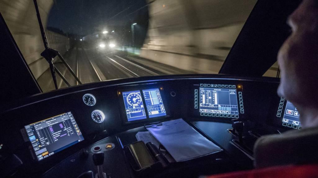 SBB testet einen Autopiloten für Züge