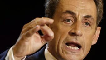 Bald wieder Präsident der Republik? Neuer UMP-Chef Sarkozy