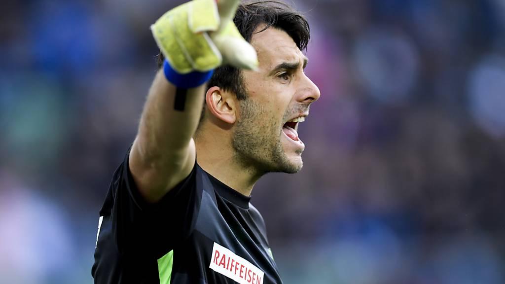 Der ehemalige Goalie des FC St. Gallen, Daniel Lopar, kehrt aus Australien in die Promotion League zu Brühl St. Gallen zurück