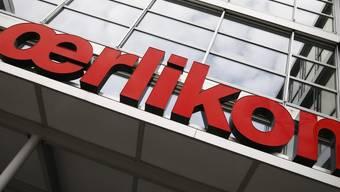 Der Industriekonzern Oerlikon steigerte den Umsatz um 16 Prozent gegenüber dem Vorjahr (Archiv)