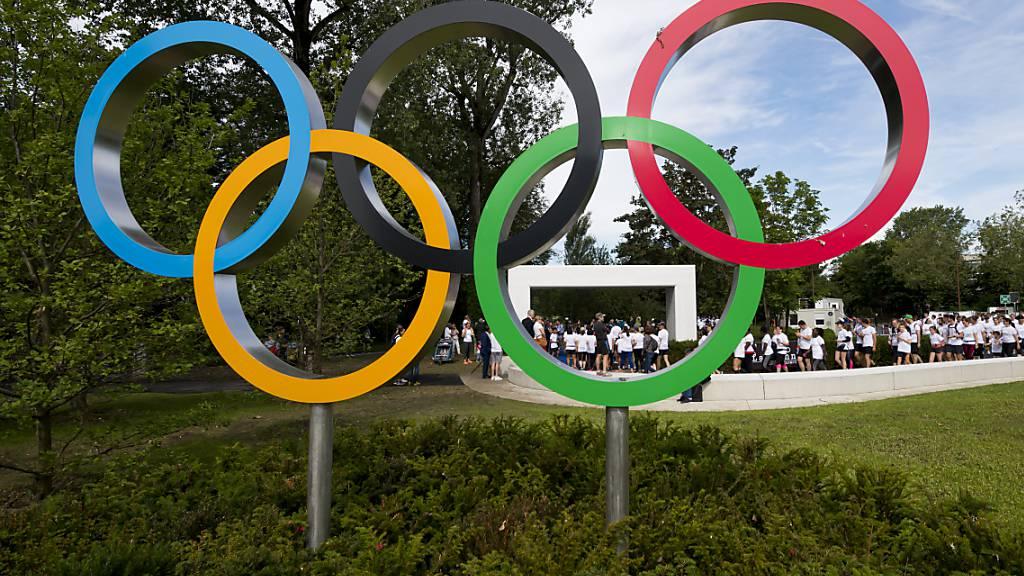 Die olympischen Ringe waren 1900 nur das Symbol für ein Anhängsel der Weltausstellung