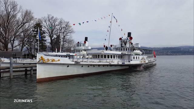 Pensioniert nach 38 Jahren auf dem Zürichsee