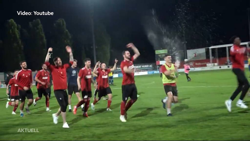 Fussball, Schweizer Cup: Schönenwerd-Niedergösgen spielt gegen den FC Basel