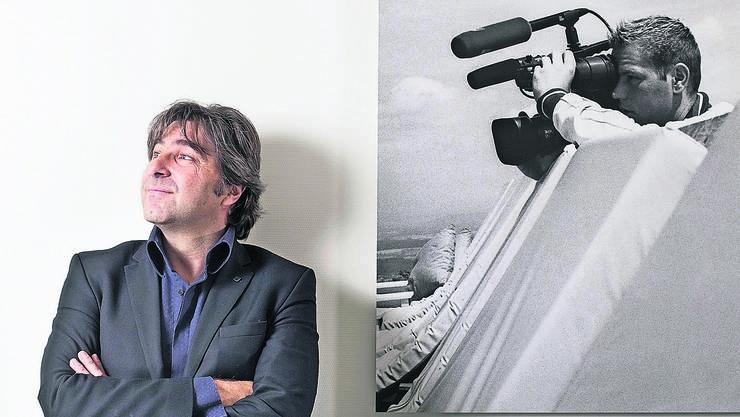 «Im Lokaljournalismus braucht es kompetente Leute», findet Vinzenz Wyss.Patrick Gutenberg