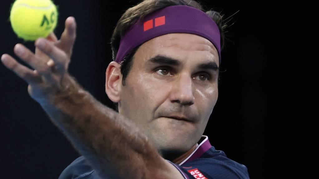 Roger Federer verzichtet wie erwartet auf eine Teilnahme am Australian Open in Melbourne.