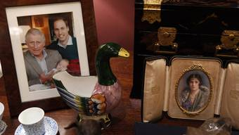 """Zu seinem 70. Geburtstag am 14. November 2018 zeigt Prinz Charles in der Ausstellung """"Prince and Patron"""" im Buckinghamplast auch Persönliches."""