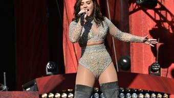 Auch Demi Lovato trat am 2016 Global Citizens Festival im Central Park auf.