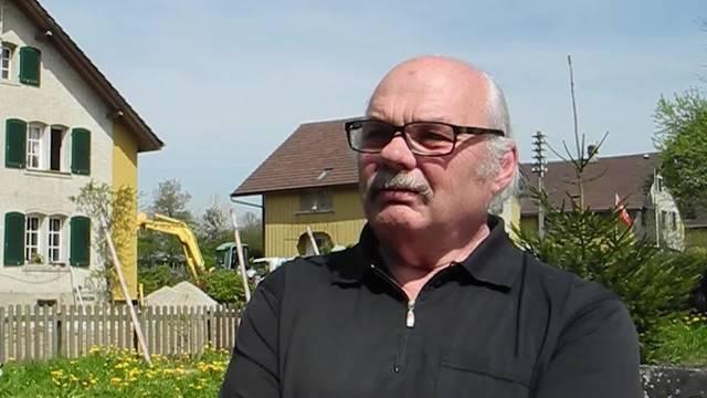 Was Hansruedi Meyer (Präsident IG Elsässli) an der Siedlung gefällt, wieso der Heimatschutz Geld gibt und wie es für ihn ist, dass die ersten Gärten saniert werden.