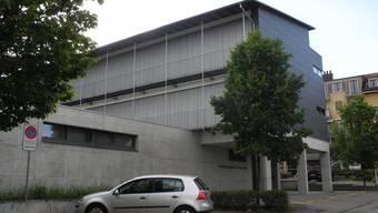 Das Gebäude der Heilpädagogischen Sonderschule an der Breitengasse wird vom Kanton übernommen.at.