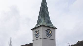Unter anderen beteiligt sich die reformierte Kirche Schlieren am Klima-Geläut.