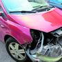 Der Renault von Anil wurde bei der Kollision schwer beschädigt.